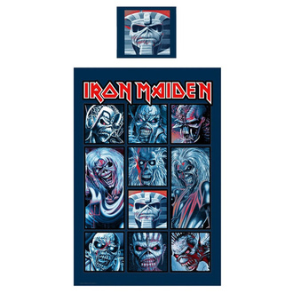 biancheria da letto Iron Maiden - Ten Eddies, NNM, Iron Maiden