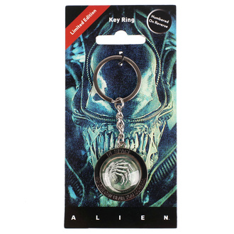 Portachiavi ad anello Alien - In Space No One Can Hear You Scream, NNM, Alien