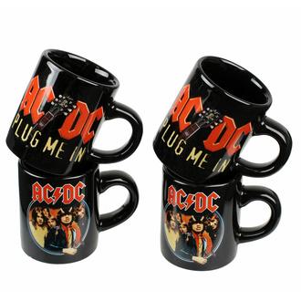 Tazze (set da 4pcs) AC/DC, NNM, AC-DC