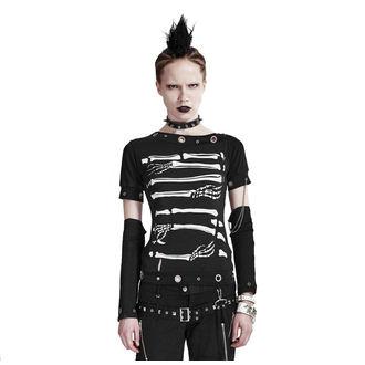 T-shirt gotica e punk donna - Dead Man - PUNK RAVE, PUNK RAVE