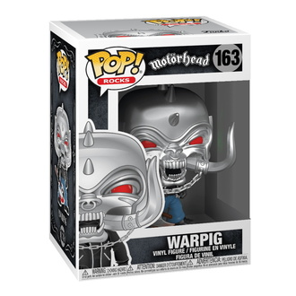 Action figure Motörhead - POP! - WARPIG, POP, Motörhead
