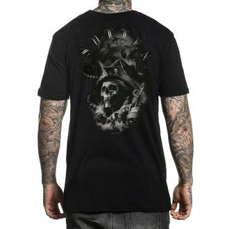 Maglietta da uomo SULLEN - ROUGH WATERS - NERO, SULLEN