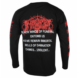 Maglietta da uomo manica lunga IMMORTAL - DIABOLICAL FULLMOON MYSTICIS - RAZAMATAZ, RAZAMATAZ, Immortal