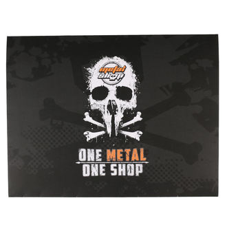 Busta METALSHOP - One Metal, One Shop, METALSHOP