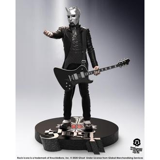 Action Figure Ghost - Nameless Ghoul - Black Guitar - KNUCKLEBONZ, KNUCKLEBONZ, Ghost