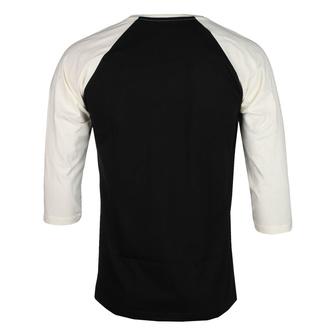 Maglietta da uomo con maniche 3/4 EUROPE - FINAL COUNTDOWN - NERO / ECRU - GOT TO HAVE IT, GOT TO HAVE IT, Europe