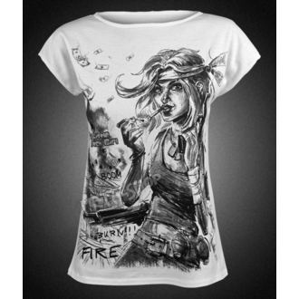 t-shirt donna - Little Match - ALISTAR, ALISTAR