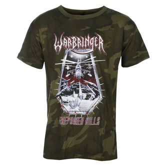 t-shirt metal uomo Warbringer - Firepower Kills - NAPALM RECORDS, NAPALM RECORDS, Warbringer