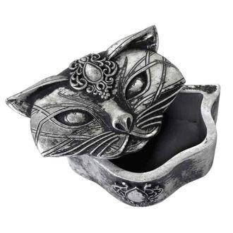 Decorazione (scatola) ALCHEMY GOTHIC - Sacred Cat, ALCHEMY GOTHIC