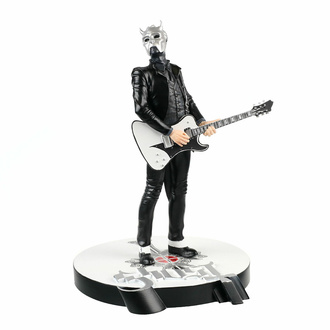 Action Figure Ghost - Nameless Ghoul - White Guitar - KNUCKLEBONZ, KNUCKLEBONZ, Ghost