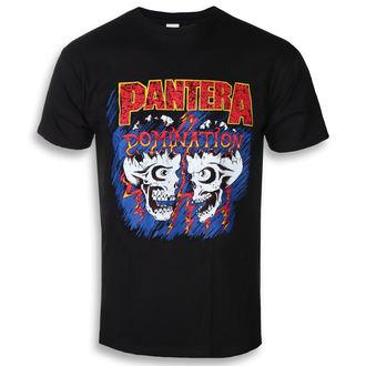 t-shirt metal uomo Pantera - Domination - ROCK OFF, ROCK OFF, Pantera