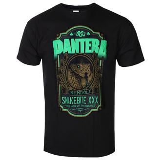 T-shirt da Uomo Pantera - Snakebie XXX Label - ROCK OFF, ROCK OFF, Pantera