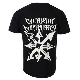 t-shirt metal uomo Cavalera Conspiracy - Psychosis - NAPALM RECORDS, NAPALM RECORDS, Cavalera Conspiracy