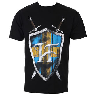 t-shirt metal uomo Hammerfall - Swedish Steel - NAPALM RECORDS, NAPALM RECORDS, Hammerfall