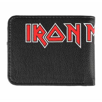 Portafoglio IRON MAIDEN - LOGO WRAP, NNM, Iron Maiden