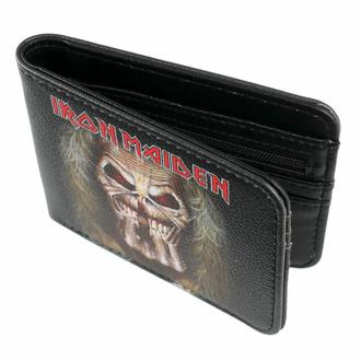 Portafoglio IRON MAIDEN - MIDDLE FINGER, NNM, Iron Maiden