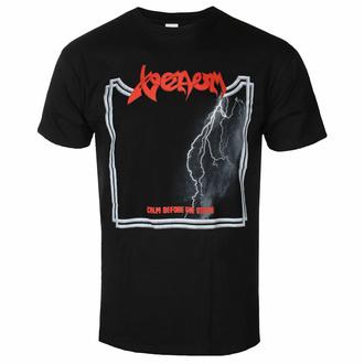 Maglietta da uomo VENOM - CALM BEFORE THE STORM II - PLASTIC HEAD - PH12223