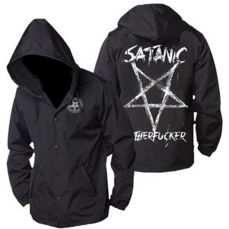 giacca primaverile / autunnale - Satanic Motherfucker - BLACK CRAFT, BLACK CRAFT