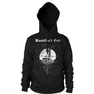 felpa con capuccio uomo - Satanic Seas - BLACK CRAFT