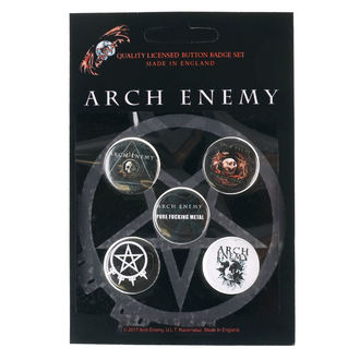 Distintivi Arch Enemy - RAZAMATAZ, RAZAMATAZ, Arch Enemy