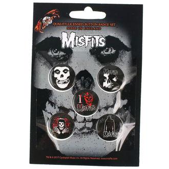 Distintivi Misfits - RAZAMATAZ, RAZAMATAZ, Misfits