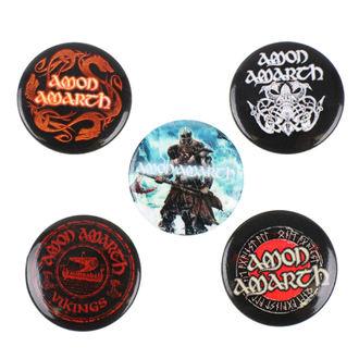 Distintivi Amon Amarth - RAZAMATAZ, RAZAMATAZ, Amon Amarth