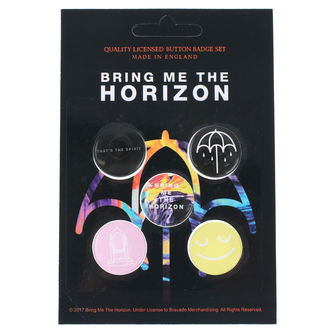 Distintivi Bring Me The Horizon - RAZAMATAZ, RAZAMATAZ, Bring Me The Horizon