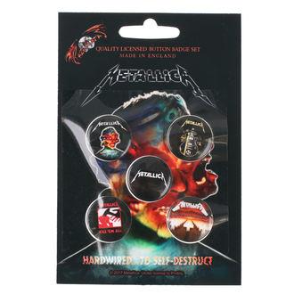 Distintivi Metallica - RAZAMATAZ, RAZAMATAZ, Metallica