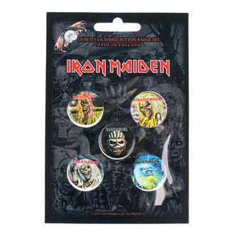Distintivi Iron Maiden - RAZAMATAZ, RAZAMATAZ, Iron Maiden