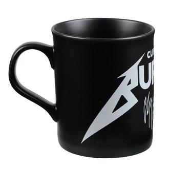 Tazza METALLICA - Cliff Burton - Logo, NNM, Metallica
