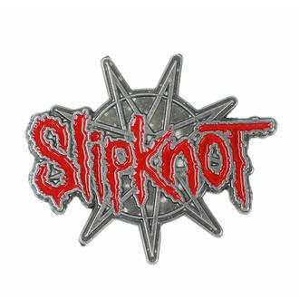 Targhetta SLIPKNOT - 9 POINTED STAR - RAZAMATAZ, RAZAMATAZ, Slipknot
