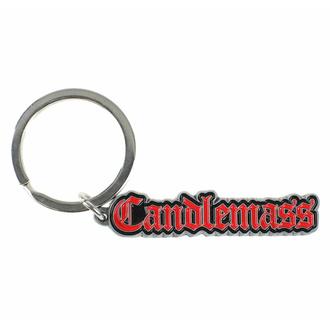 Portachiavi (pendente) CANDLEMASS - LOGO- RAZAMATAZ, RAZAMATAZ, Candlemass