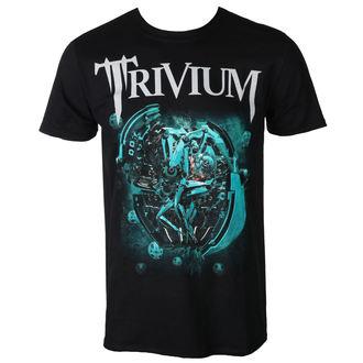 t-shirt metal uomo Trivium - ORB - PLASTIC HEAD, PLASTIC HEAD, Trivium