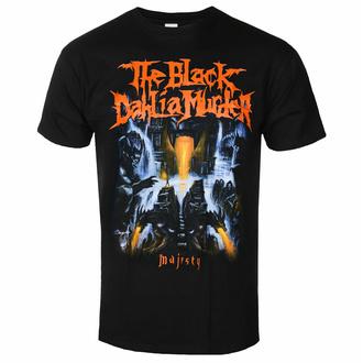 Maglietta da uomo Black Dahlia Murder - Majesty - Nero - INDIEMERCH, INDIEMERCH, Black Dahlia Murder