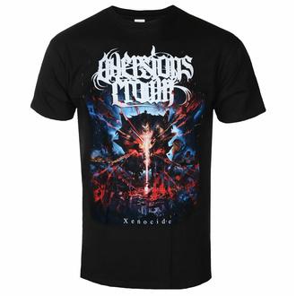 Maglietta da uomo Aversions Crown - Xenocide - Nero - INDIEMERCH, INDIEMERCH, Aversions Crown