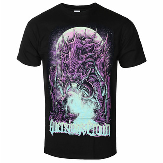 Maglietta da uomo Aversions Crown - Starbeast - Nero - INDIEMERCH, INDIEMERCH, Aversions Crown
