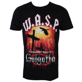 maglietta uomini VESPA - BLOODY ROAD - NERO - LIVE NATION, LIVE NATION, W.A.S.P.
