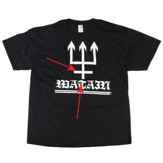 t-shirt metal uomo Watain - Logo - PLASTIC HEAD, PLASTIC HEAD, Watain