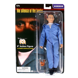 Action Figure - Silence of the Lambs - Hannibal Lecter, NNM, Il silenzio degli innocenti