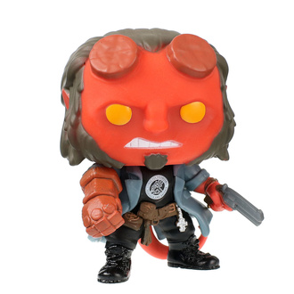 Action Figure Hellboy POP!, Hellboy