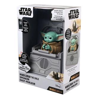 Action Figure Star Wars - The Mandalorian - Speaker Baby Yoda, NNM, Star Wars