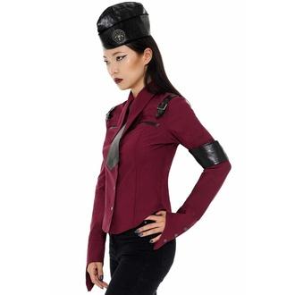 Camicia da donna KILLSTAR - Secret Mission - SANGUE, KILLSTAR