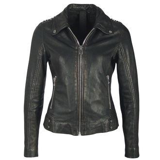 giacca di pelle donna - METTAL/BLACK - NNM, NNM