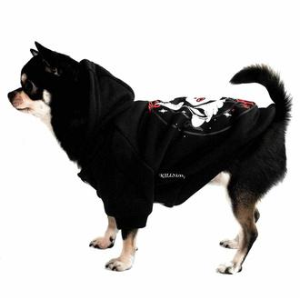 Vestito per cani (felpa con cappuccio) KILLSTAR - See U In Hell, KILLSTAR