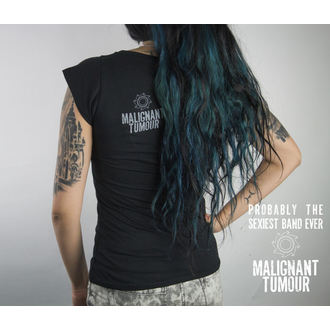 t-shirt metal donna Malignant Tumour - Melrose - NNM, NNM, Malignant Tumour