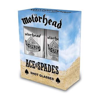 Shots (set) Motörhead - Ace Of Spades - RAZAMATAZ, RAZAMATAZ, Motörhead