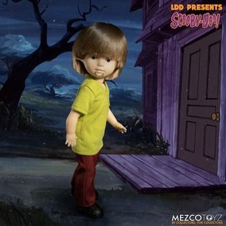 Statuina (bambola) Scooby-Doo & Mystery - Living Dead Dolls - Shaggy, LIVING DEAD DOLLS, Scooby-Doo & Mystery