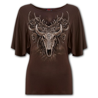 t-shirt donna - HORNED SPIRIT - SPIRAL, SPIRAL