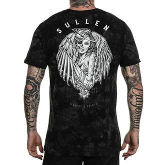 Maglietta da uomo SULLEN - SINNERS & SAINTS - NERO / GRIGIO CRISTALLO, SULLEN