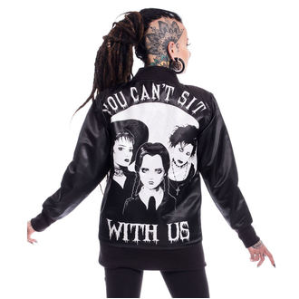 giacca primaverile / autunnale donna - SIT WITH US VARSITY - HEARTLESS